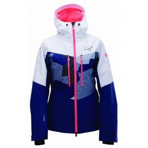 2117 LUDVIKA - ECO bílá 34 - Dámská lyžařská bunda
