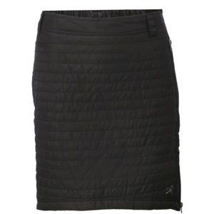 2117 ORNÄS černá 34 - Dámská lehká zateplená sukně