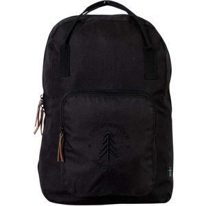 2117 STEVIK 20L černá NS - Střední městský batoh