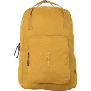 2117 STEVIK 27L žlutá NS - Velký městský batoh
