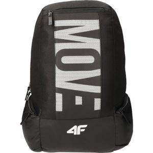 4F MOVE BPK černá NS - Městský batoh