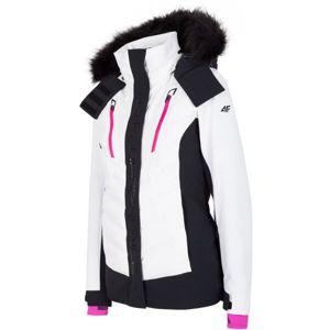4F WOMEN'S SKI JACKET  L - Dámská lyžařská bunda