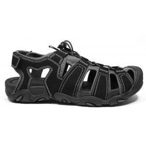 Acer ROBIN tmavě šedá 44 - Pánské sandály