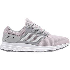 adidas GALAXY 4 W šedá 7.5 - Dámská běžecká obuv