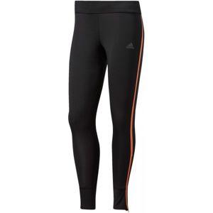 adidas RS LNG TIGHT W černá L - Dámské běžecké kalhoty
