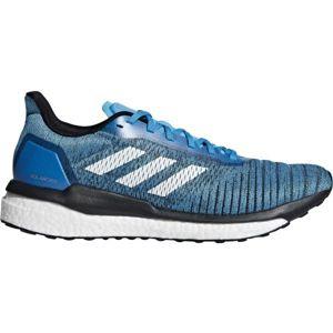 adidas SOLAR DRIVE M modrá 11.5 - Pánská běžecká obuv