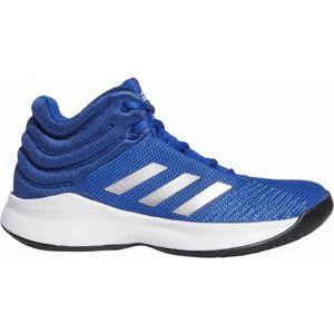 adidas PRO SPARK 2018 K modrá 3.5 - Dětská basketbalová obuv