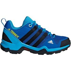 adidas TERREX AX2R CP K tmavě modrá 34 - Dětská outdoorová obuv