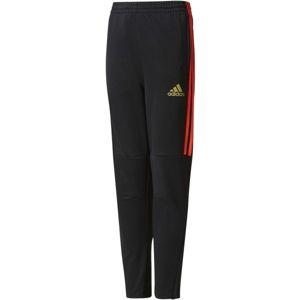adidas YOUTH BOYS TIRO PANT 3S černá 164 - Chlapecké kalhoty