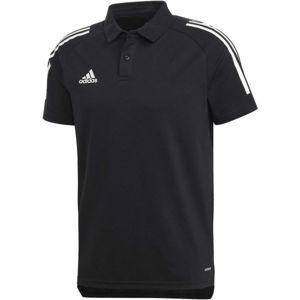 adidas CON20 POLO  M - Pánské polo tričko
