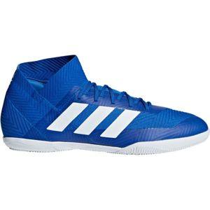 adidas NEMEZIZ TANGO 18.3 modrá 7.5 - Pánské sálovky
