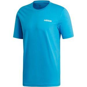 adidas E PLN TEE modrá 2xl - Pánské triko