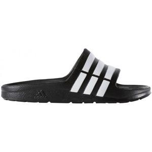 adidas DURAMO SLIDE K černá 30 - Dětské pantofle