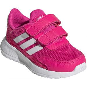 adidas TENSAUR RUN I růžová 27 - Dětská volnočasová obuv