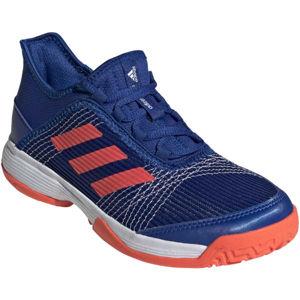 adidas ADIZERO CLUB K  5 - Dětská tenisová obuv