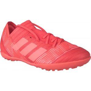 adidas NEMEZIZ TANGO 17.3 TF J červená 3 - Dětská fotbalová obuv