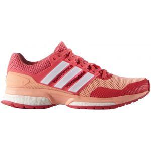adidas RESPONSE BOOST 2 W oranžová 6.5 - Dámská běžecká obuv