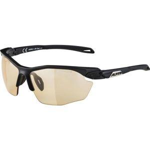Alpina Sports TWIST FIVE HR VL+ černá NS - Unisex sluneční brýle