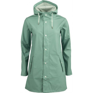 ALPINE PRO BARNIKA světle zelená XL - Dámská bunda