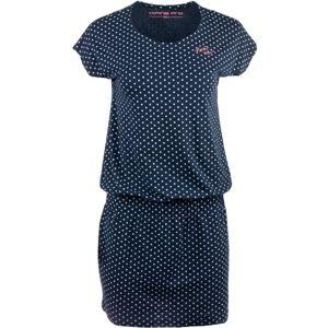 ALPINE PRO RATEMA 4 modrá L - Dámské šaty