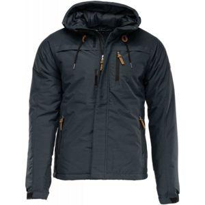 ALPINE PRO STOREM 2 černá M - Pánská podzimní bunda