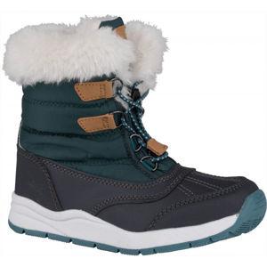 ALPINE PRO TEUTO  31 - Dětská zimní obuv