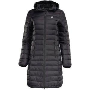 ALPINE PRO WENZHA 4 černá L - Dámský zimní kabát