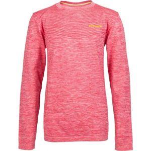 Arcore MAUD růžová 140-146 - Dětské funkční triko s dlouhým rukávem
