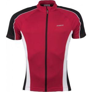 Arcore MAXIM červená XXL - Pánský cyklistický dres