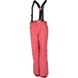 Arcore SUE oranžová XS - Dámské lyžařské kalhoty