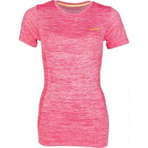 Arcore ROVENA růžová S - Dámské funkční triko s krátkým rukávem