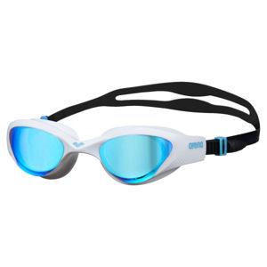 Arena THE ONE MIRROR bílá NS - Plavecké brýle