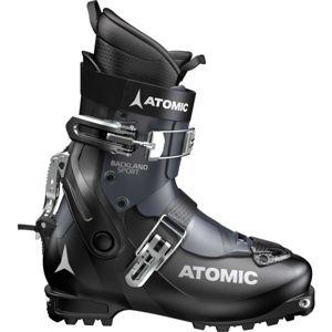 Atomic BACKLAND SPORT  28 - 28,5 - Unisex skialpinistické boty