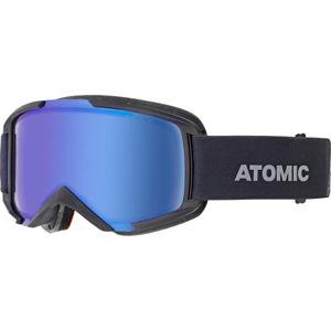 Atomic SAVOR PHOTO černá NS - Unisex lyžařské brýle