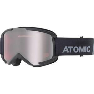 Atomic SAVOR černá NS - Unisex lyžařské brýle