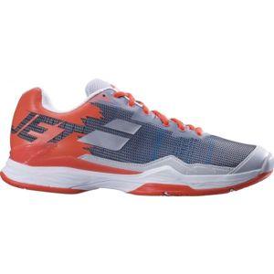 Babolat JET MACH I M ALL COURT šedá 9 - Pánská tenisová obuv