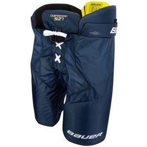 Bauer SUPREME S27 PANTS JR modrá S - Hokejové kalhoty