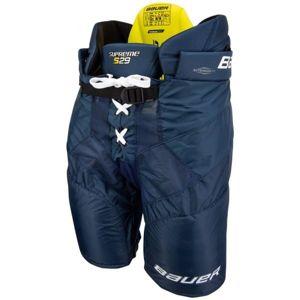 Bauer SUPREME S29 PANTS SR modrá S - Hokejové kalhoty