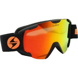 Blizzard MDAVZO S černá NS - Lyžařské brýle