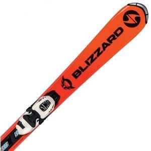 Blizzard FIREBIRD JR L  + Tyrolia 7.5 AC  130 - Dětské sjezdové lyže