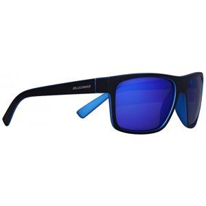 Blizzard METAL BLUE MATT černá  - Sluneční brýle