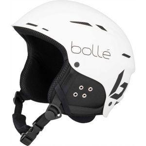 Bolle B-FUN bílá (54 - 58) - Lyžařská helma