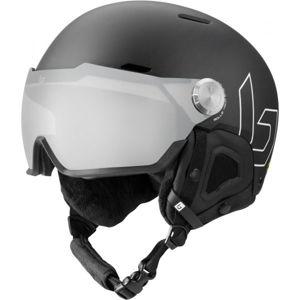 Bolle MIGHT VISOR (59 - 62) CM  (59 - 62) - Lyžařská helma se samozabarvujícím štítem