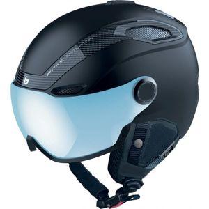 Bolle V-LINE CARBON černá (59 - 62) - Lyžařská helma