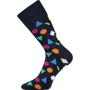 Boma PATTE 009 černá 35-38 - Ponožky
