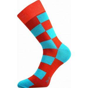 Boma PATTE 001 oranžová 43/46 - Unisex módní ponožky
