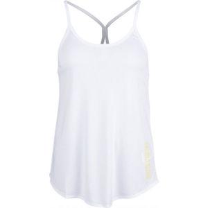 Calvin Klein TANK TOP bílá M - Dámský sportovní top