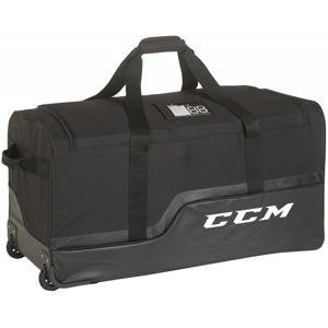 CCM 270 WHEEL 37 černá NS - Hokejová taška