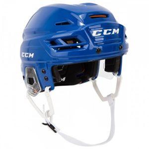 CCM TACKS 710 SR modrá S - Hokejová helma