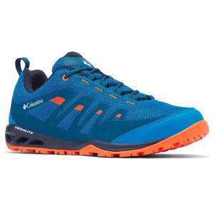 Columbia VAPOR VENT modrá 11 - Pánská sportovní obuv